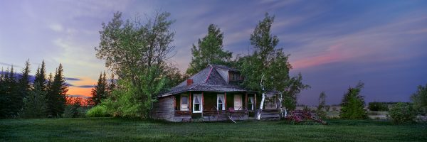 Sean Schuster Fine Art Photography Canada | Home-on-the-Range