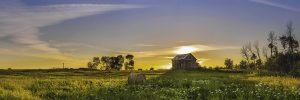 Sean Schuster Fine Art Photography Canada | Little-House-on-the-Prairie