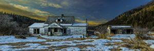 Sean Schuster Fine Art Photography Canada | Nobodys-Home