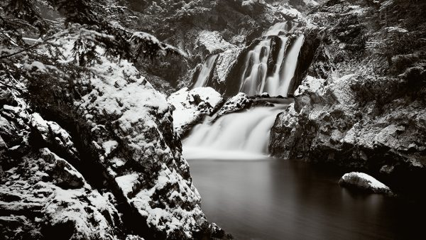 Sean Schuster Fine Art Photography Canada | The-FIrst-Snow-Falls