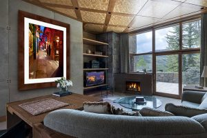 Sean Schuster Fine Art Photography Canada | Three Fan Tan Alley | Hanging Artwork in your home