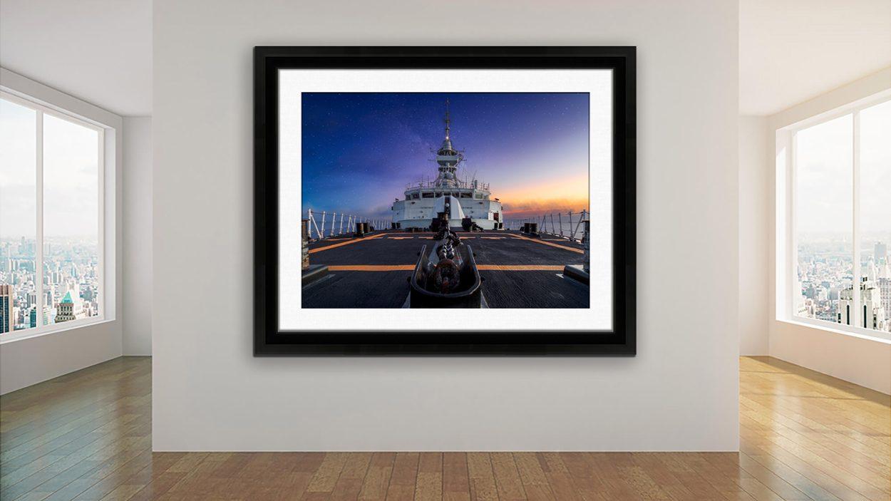 Sean Schuster Fine Art Photography Canada   The Warrior